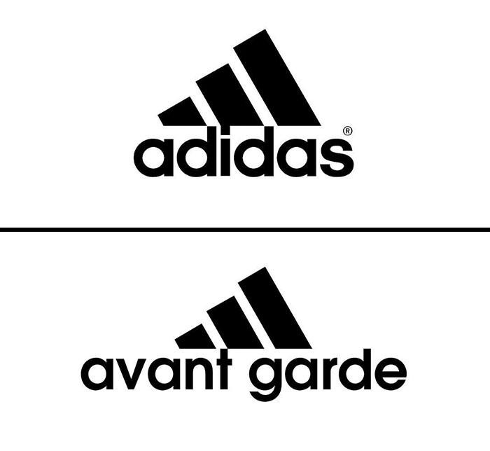 adidas fonts