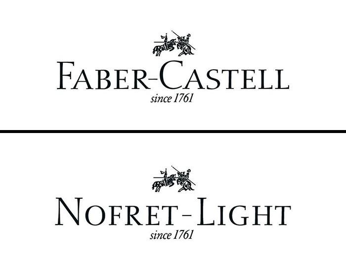 faber castel fonts