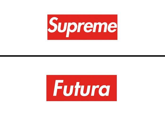 supreme fonts