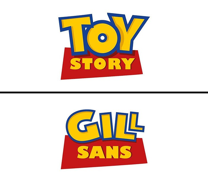 toy story fonts